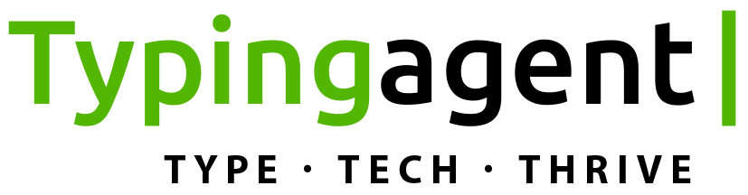 Typing Agent logo